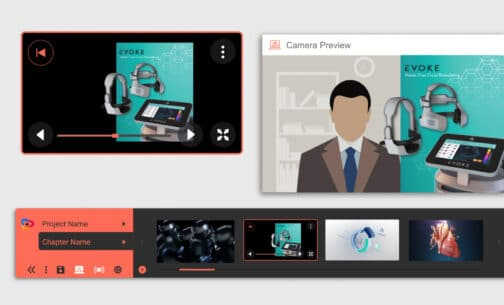 Displaying Visual Files Video